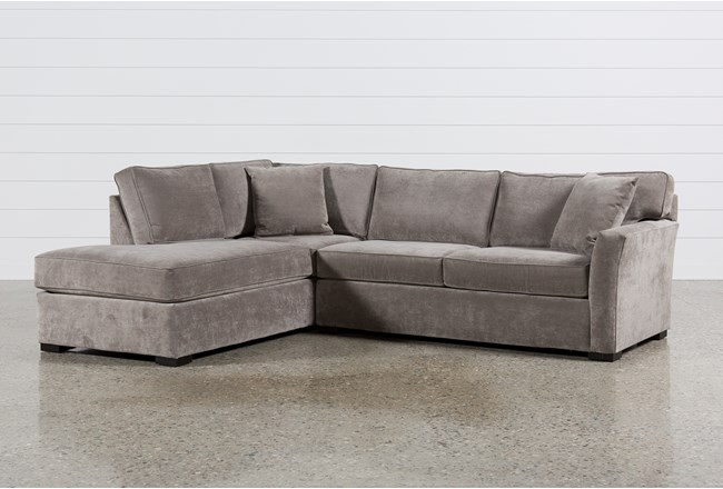 Aspen 2 Piece Sleeper Sectional W/Laf Chaise - 360