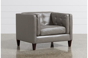 Ingrid Leather Chair