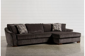 Evan 2 Piece Sectional W/Raf Chaise