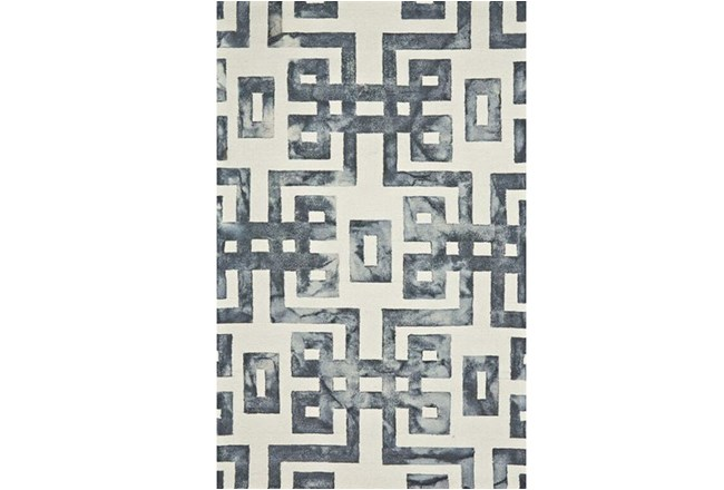 114X162 Rug-Tristen Charcoal - 360