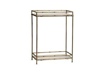 Celine Rectangle Bar Cart