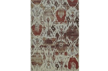 63X91 Rug-Ikat Sunset
