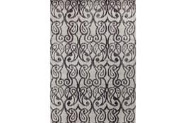 62X90 Rug-Ketton Charcoal Paisley