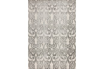 26X36 Rug-Ketton Grey Paisley
