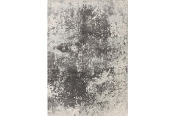62X90 Rug-Ketton Abstract Light Grey