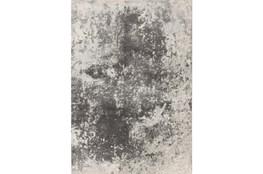 90X126 Rug-Ketton Abstract Light Grey