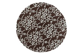 96 Inch Round Rug-Colleen Brown