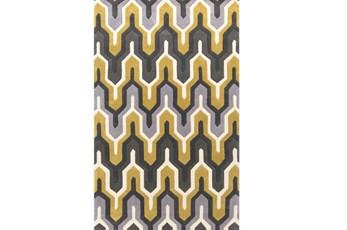 60X96 Rug-Marsha Gold/Charcoal