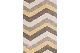 42X66 Rug-Ziggy Butter/Grey