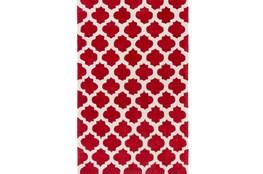60X96 Rug-Ariel Red
