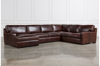 Gordon 3 Piece Sectional W/Laf Chaise