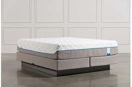 Tempur-Pedic Cloud Supreme Eastern King Mattress W/Foundation