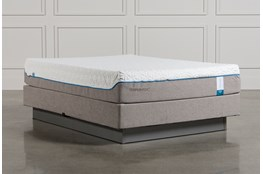 Tempur-Pedic Cloud Supreme Queen Mattress W/Foundation