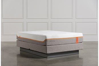 Tempur-Pedic Contour Rhapsody Luxe Queen Mattress W/Foundation