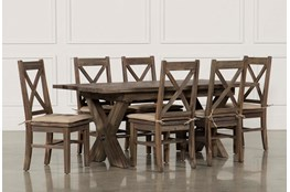 Mallard 7 Piece Extension Dining Set