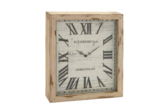 18 Inch Rutherford Clock - 360