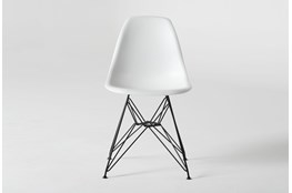 Alexa White Dining Side Chair