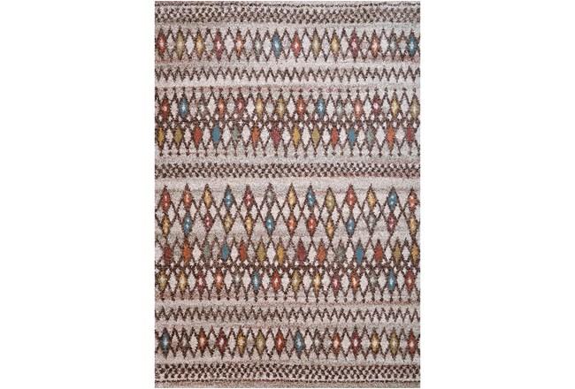 93X126 Rug-Nasiba Tribal - 360