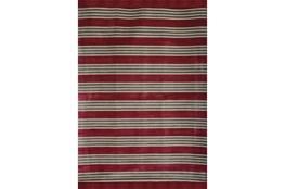 63X90 Rug-Elin Stripe Berry