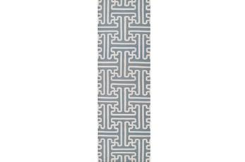 30X96 Rug-Vich Slate