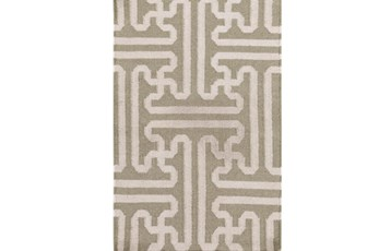 108X156 Rug-Vich Taupe/Beige