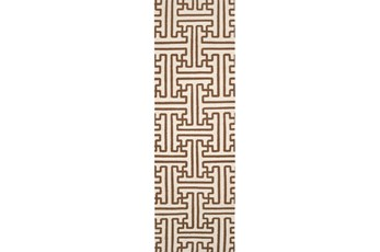30X96 Rug-Vich Chocolate