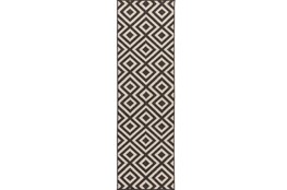 105X153 Rug-Hortensia Black