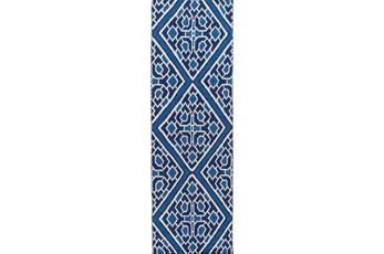 30X96 Rug-Levant Cobalt