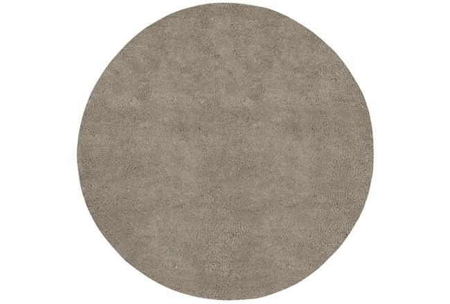 120 Inch Round Rug-Komondor Beige - 360