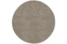 96 Inch Round Rug-Komondor Beige