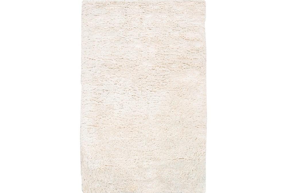 60X96 Rug-Bichon Ivory