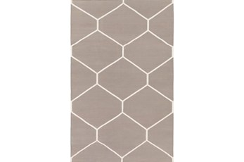 60X90 Rug-Sechs Taupe
