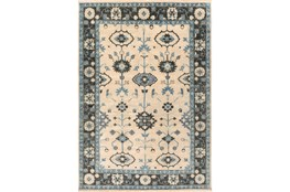 96X132 Rug-Clint Beige/Forest