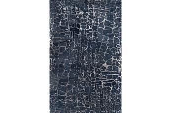 39X63 Rug-Grieta Cobalt