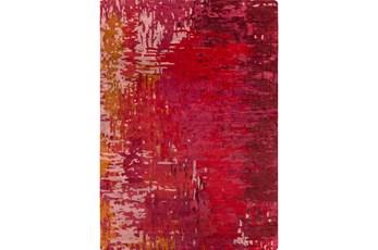 96X132 Rug-Pintura Cherry