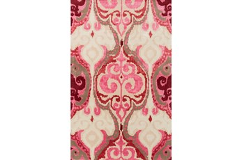 60X96 Rug-Mava Pink