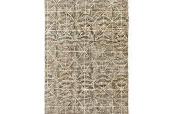 96X132 Rug-Travin Chocolate