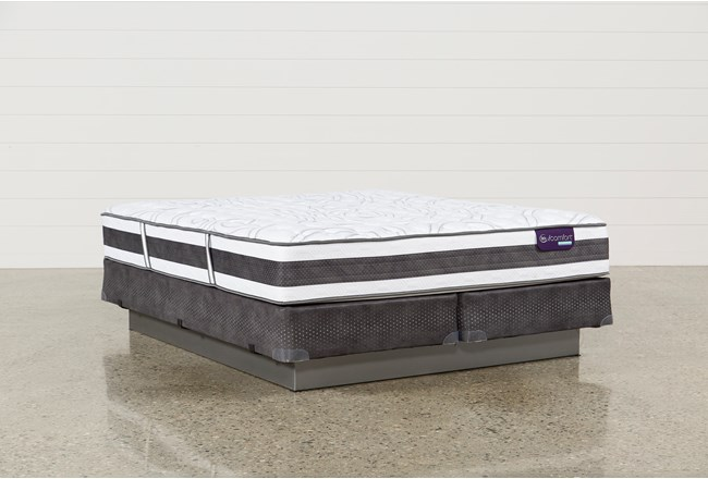 Applause II Firm Eastern King Mattress W/Foundation - 360