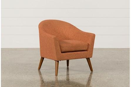 Finn Chili Accent Chair