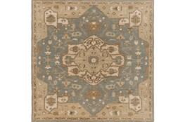 117X117 Square Rug-Massimo Slate