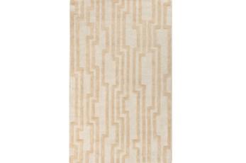 60X96 Rug-Chip Ivory