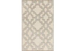 60X96 Rug-Temple Ivory/Grey