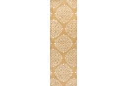30X96 Rug-Carnation Gold