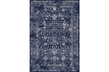 94X134 Rug-Courtney Indigo