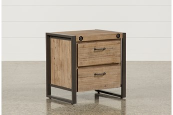 Whistler 2-Drawer Nightstand