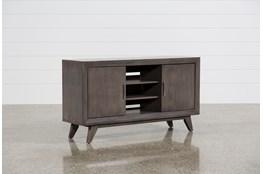 Abbott Driftwood 60 Inch TV Stand