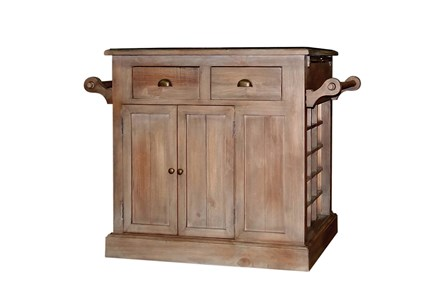 Timber Kitchen Island