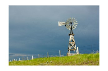 Picture-Windmill By Matthew Ehrmann
