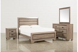 Farrell Queen 4 Piece Bedroom Set