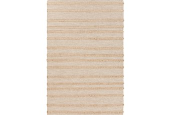 24X36 Rug-Nia Jute Stripe Gold